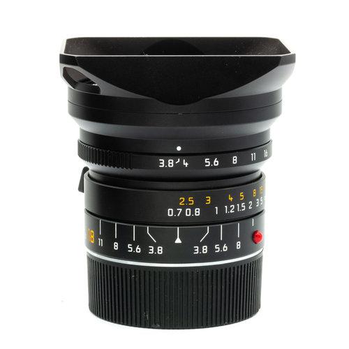 Leica 18mm Super Elmar M ASPH