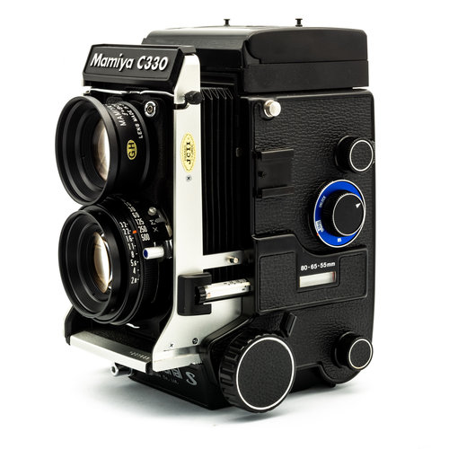 Mamiya C330 Pro-S  + 80mm f/2.8