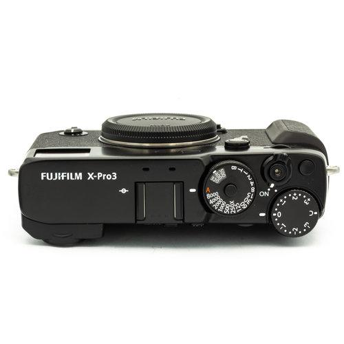 Fuji X Pro 3
