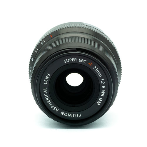 Fuji XF 23mm f/2.0 R WR