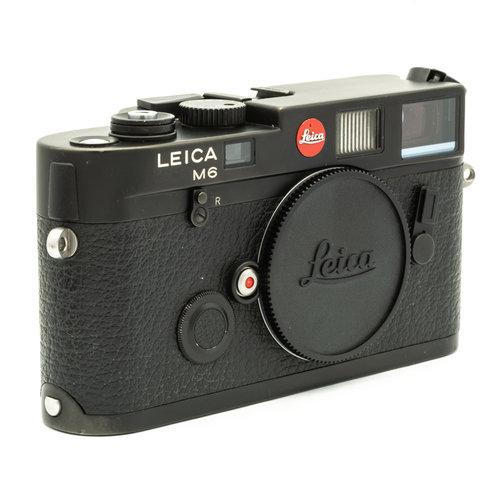 Leica M6 Classic Black