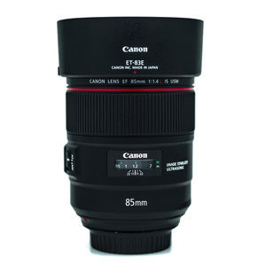 Canon EF 85mm f/1.4L IS USM 6800001039 x1258/4