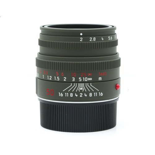 Leica 50mm f/2 Summicron SAFARI
