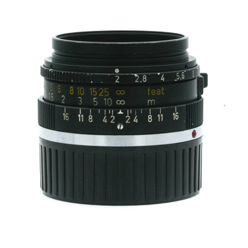 Leica 35mm f/2.0 Summicron