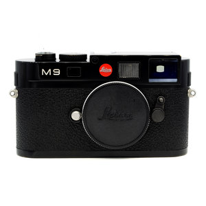 Leica M9, Black Paint