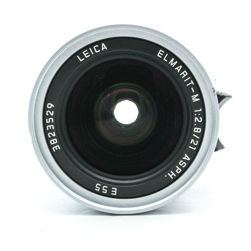 Leica 21mm f/2.8 Elmarit-M, silver chrome 3823529 1296/1