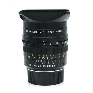 Leica 24mm f/1.4 Summilux-M ASPH