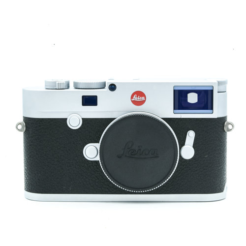 Leica M10, Silver Chrome