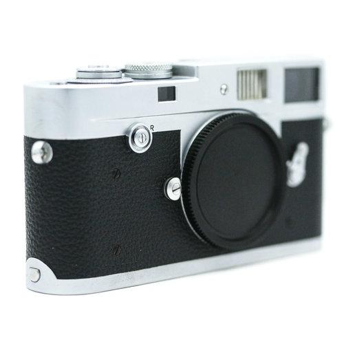 Leica M2, Silver Chrome