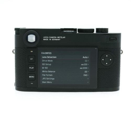 Leica M10, Black Chrome