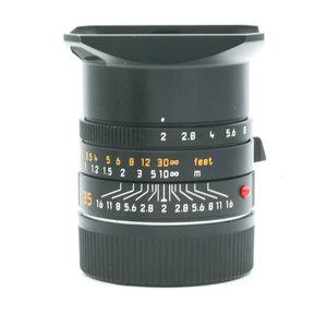 Leica 35mm f/2.0 Summicron-M