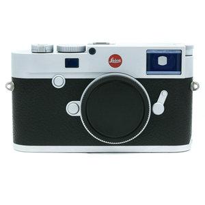 Leica M10, Silver Chrome