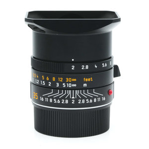 Leica 35mm f/2 Summicron APSH. MK 2