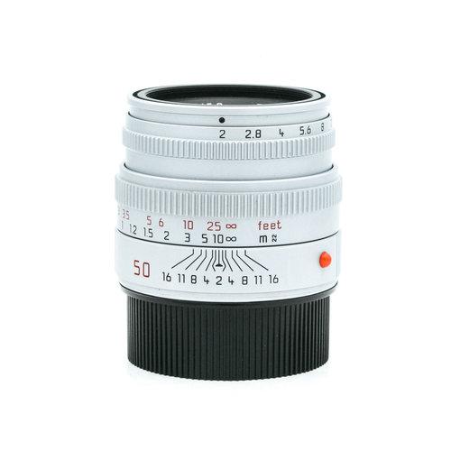 Leica 50mm Summicron M, Silver Chrome 3980099 x1358/2