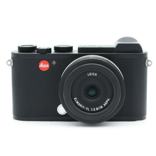 Leica CL + 18mm Elmarit TL Prime Kit