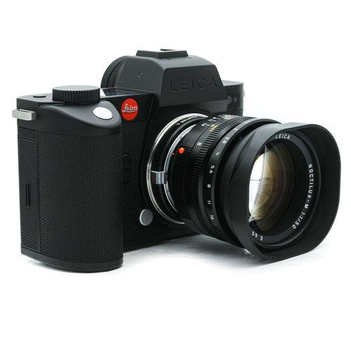 Leica 50mm f/1.0 Noctilux M MkIV