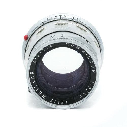 Leica 50mm f/2.0 Summicron