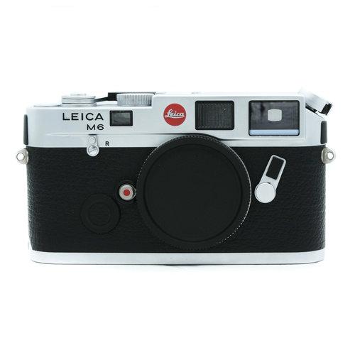 Leica M6, Silver Chrome 0.72