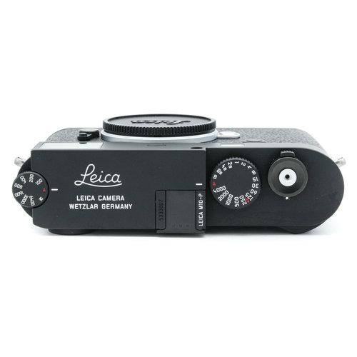 Leica M10-p, Black Chrome,
