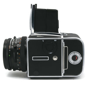 Hasselblad 503cw outfit (A12 back + 80mm f/2.8 c.f.)