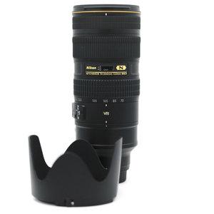 Nikon Nikkor 70-200mm f/2.8G II ED