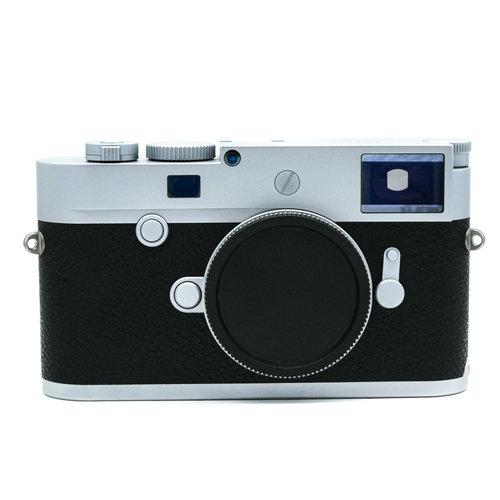 Leica M10-P, Silver Chrome