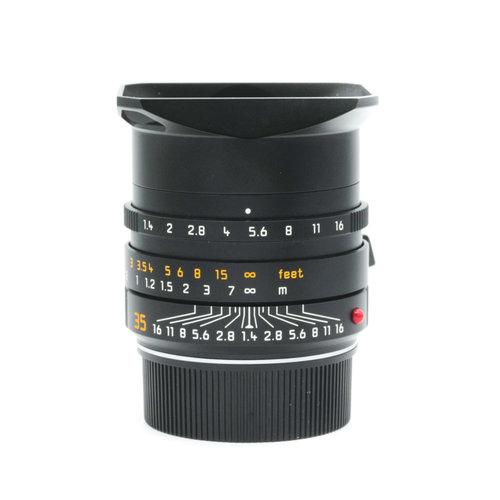 Leica 35mm f/1.4 Summilux ASPH FLE