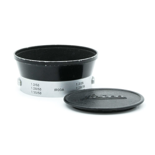Leica IROOA Lens hood, (for 35 & 50) x1425/10