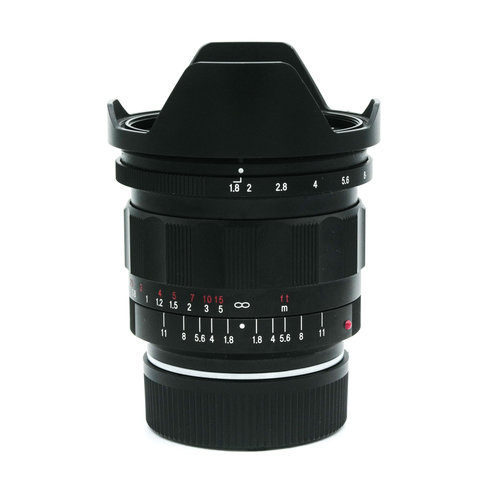 Voigtlander 21mm f/1.8 Ultron