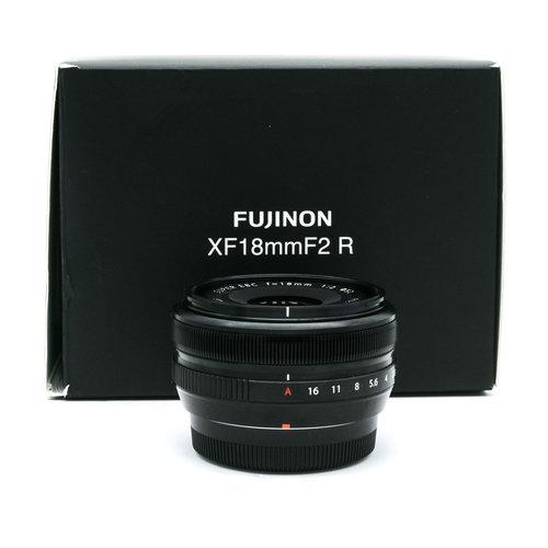 Fuji XF 18mm f/2.0 R