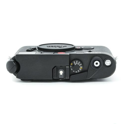 Leica M6 Classic, Black Chrome
