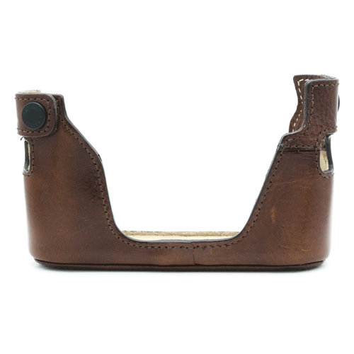 Artisan & Artist typ 240 Protector + Matched strap, Vintage Brown x1475/7