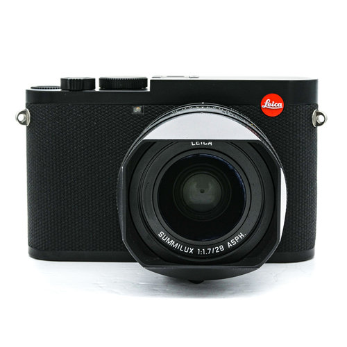 Leica Q2, Black