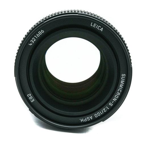 Leica 100mm f/2 Summicron-S ASPH