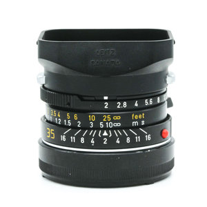 Leica 35mm f/2 Summicron M (version IV)