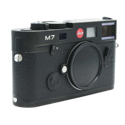 Leica M7, Black Chrome 2942413 1495/10