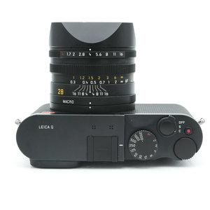 Leica Q, black Paint, (typ116)