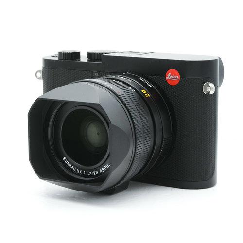 Leica Q2, Black Paint