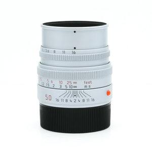 Leica 50mm f/2.0 Summicron-M
