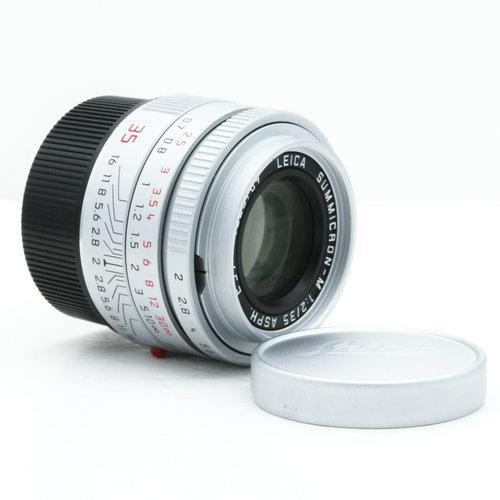 Leica M-P (typ 240) Safari, inc 35mm Summicron-M