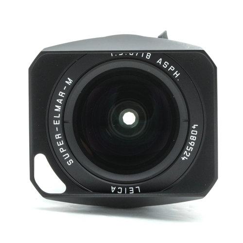 Leica 18mm f/3.8 Super-Elmar-M