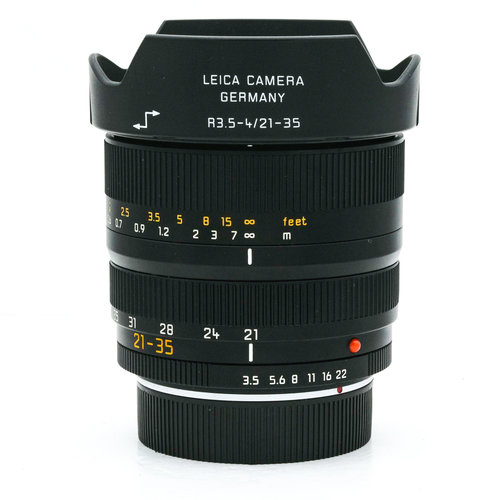 Leica 21mm-35mm f3.5-4 Vario-Elmar-R