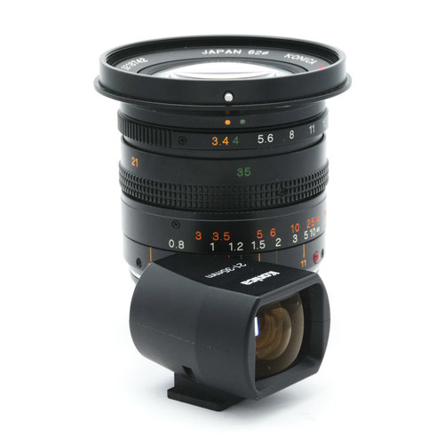 Konica 21-35mm f/3.4-4 M-Hexanon  3218742 x1525/1