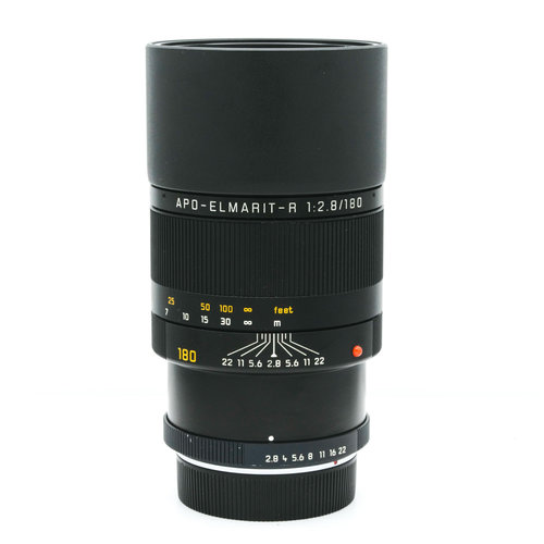 Leica 180mm f/2.8 APO-Elmarit-R