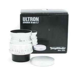 Voigtlander 35mm f/1.7 Ultron ASPH