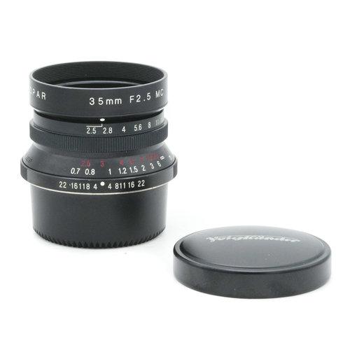 Voigtlander 35mm f/2.5 Color-Skopar Classic