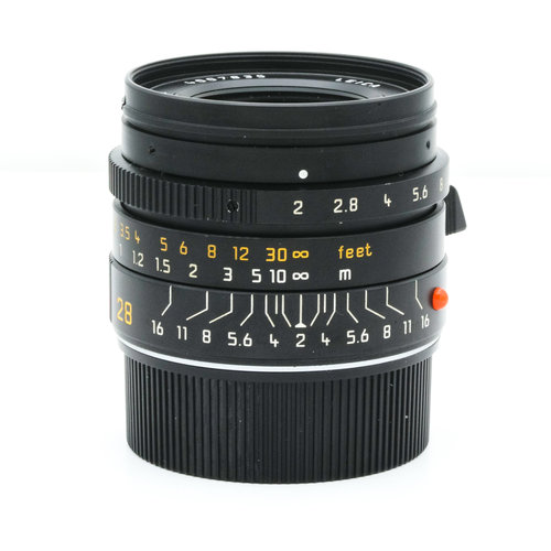 Leica 28mm f/2.0 Summicron-M ASPH
