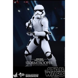 Sideshow Star Wars Episode VII Movie Masterpiece Action Figure 1/6 First Order Stormtrooper 30 cm