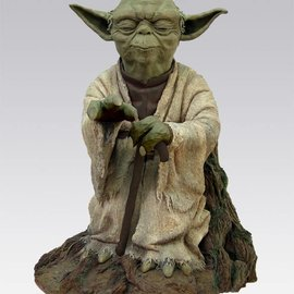 Attakus Star Wars: Yoda using the Force Statue-Attakus Collection