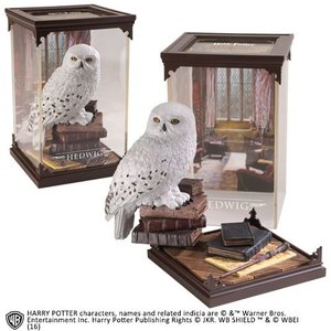 The Noble Collection Harry Potter: Magical Creatures - Hedwig